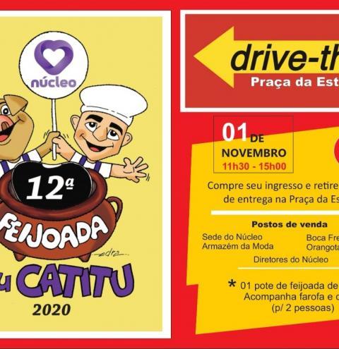 A tradicional Feijoada do Catitu já tem data marcada