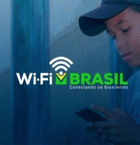 Programa vai instalar mais de mil pontos de internet em todo o país