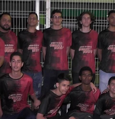 Atletas de Caratinga partem em busca de vitória na etapa estadual dos jogos estudantis de Minas Gerais